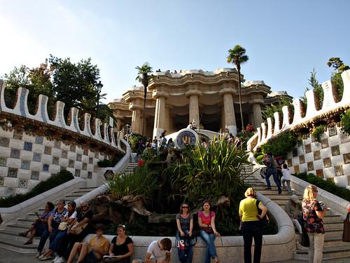 Parc Güell – Barcelona, Spain