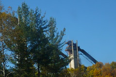 Ski Jump towers in Lake Placid (pegase1972) Tags: usa ny us adirondacks newyorkstate