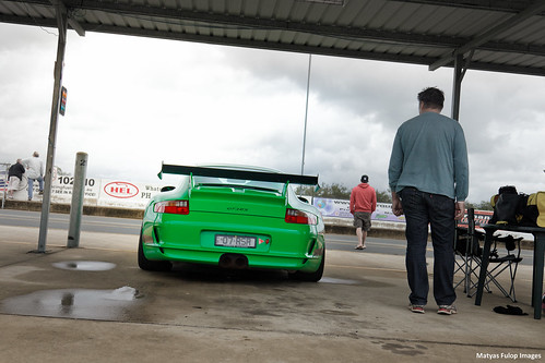 Porsche Club Queensland Track Day