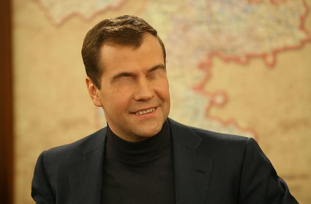 No Medvedev