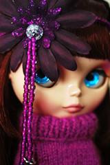 Lara loves her Blythe Candy Headband!