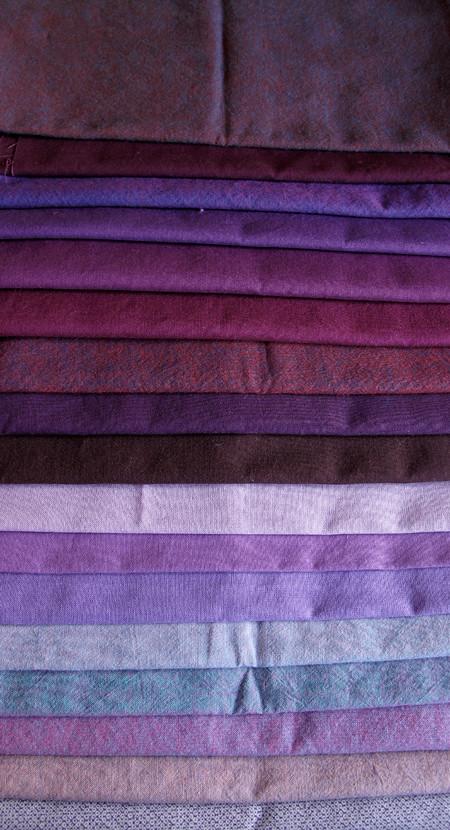 Star Quilt Color Palette