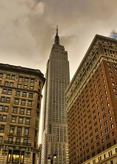 New York City USA - Empire State Building