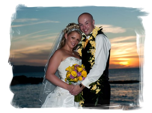Jimmy & Erica's Hawaiian Wedding