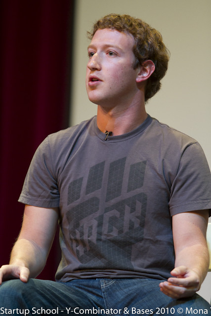 Mark Zuckerberg foto