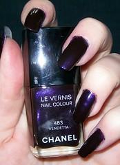 Chanel vendetta