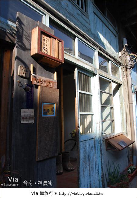 【台南神農街】一條適合慢遊、攝影、感受的老街11