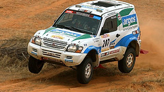 The Dakar Rally Heads To Peru