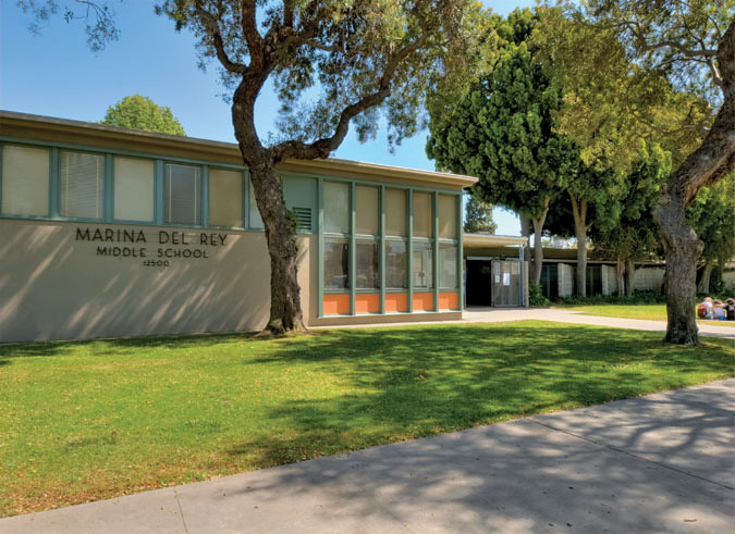 Marina del Rey Junior High School (David Horan)