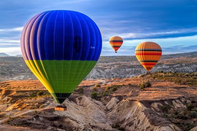 Balloons - Cappadocia, Turkey