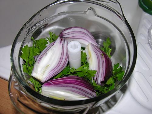 Hagymusz darabusz (Allium cepa Mixerum szecskamaxikum)