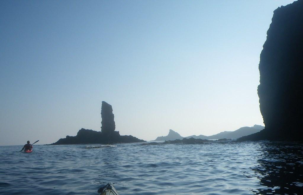 Cabo de Gata en kayak 497