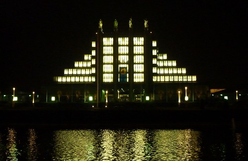 Voedingssalon by night - Heizel Brussels