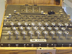 3-rotor Enigma Machine