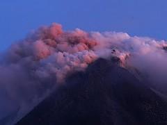 Video dan Foto Gunung Merapi Meletus 26 Oktobe...