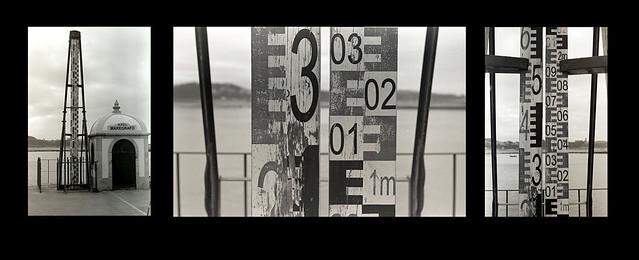 Marégrafo - Tide meter