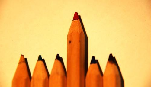 creioane aliniate