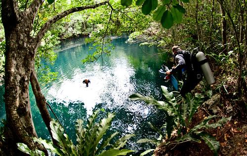 Cenote Angelita 01