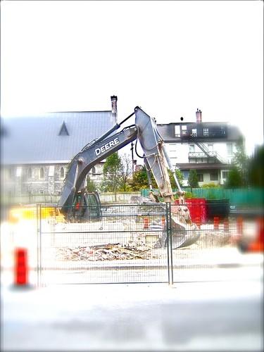 more demolition