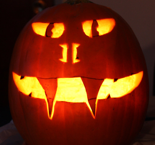 munchkin's pumpkin