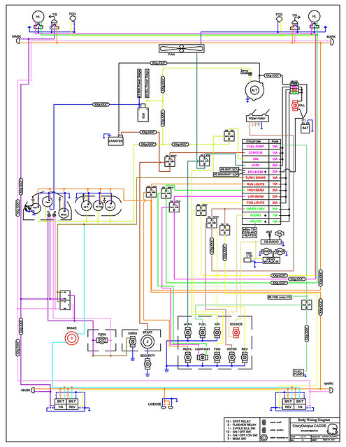 carter talon 150 cdi wiring diagram carter wiring diagrams