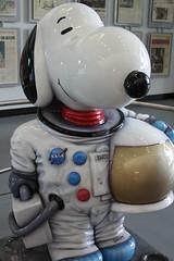 NASA Astronaut Snoopy