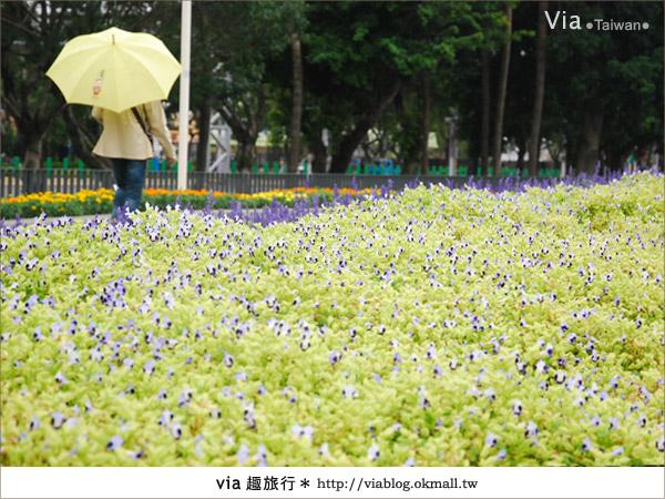 【花博一日遊】via遊花博(上)~從圓山園區開始玩花博!35