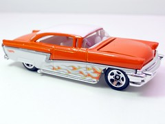 hws kmart '56 merc (2) (jadafiend) Tags: scale kids toys model police hotwheels chp 164 collectables collectors adults elsegundo 2010 treasurehunt diecast trw firstedition mysterycar quakerstate sandblaster 2011 boneshaker sweetrides ferrarif430spider newmodel trackstars classicnomad 8crate hummerh2sut ferrari308gts vairy8 56merc camaroconvertibleconcept nissanskyliner32 dairydelivery fracer lamborghinireventon 58impala waynesgarage corvettegrandsport larrysgarage ferrari458italia schoolbusted philsgarage lamborghinilp5704superleggera custom66gtowagon 62fordmustangconcept kmartcollectorsevent 49fordcoe november62010 64gmcpaneltruck 69volkswagenvariant freshcases customvolkswagenbeetle 70chevellesswagon 97chevycorvette 10customcamaroconvertable customizedc3500 fordsgtlm 56flashsiderlifted dodgechallengerdriftcar