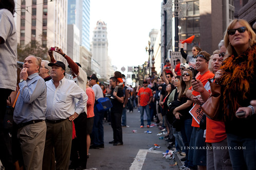 Giants parade!