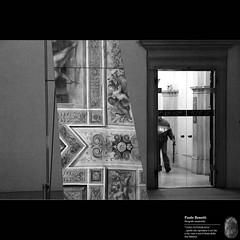 gioco di specchi (paolo.benetti) Tags: mostra bw nikon italia ferrara castello specchio riflesso affresco d300 soffitto castelloestense estensi gaeaulenti percorsomuseale