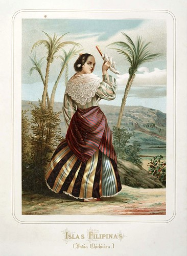004-Islas de Filipinas-India Chichirica-Las Mujeres Españolas Portuguesas y Americanas 1876-Miguel Guijarro
