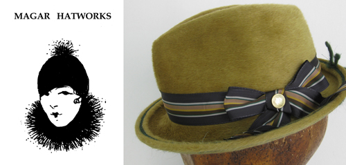Magar Hatworks.
