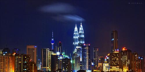 Kuala Lumpur || Night View