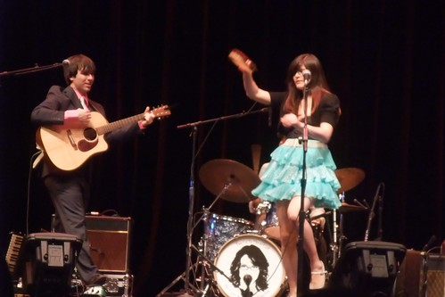 April Smith & the Great Picture Show at Millennium Stage
