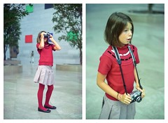 half-frame (patrickjoust) Tags: camera leica portrait people usa west color art film museum analog america pen 35mm lens ed person 50mm us dc washington nikon focus diptych gallery photographer mechanical kodak scanner district united meta north wing emma patrick rangefinder columbia summicron v niece national 100uc ft f2 states manual m3 50 expired joust range finder ultra zuiko nga wetzlar estados c41 unidos leitz collapsible olymous autaut leicasummicron50mmf20collapsible patrickjoust
