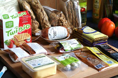 November vegan food haul