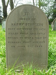 Rem 98 (Philip Snow) Tags: grave harry sturgess