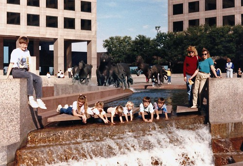 cousins in Dallas TX 11-1989