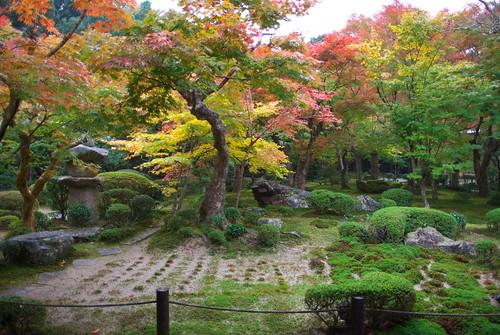 Enkoji temple (円光寺)