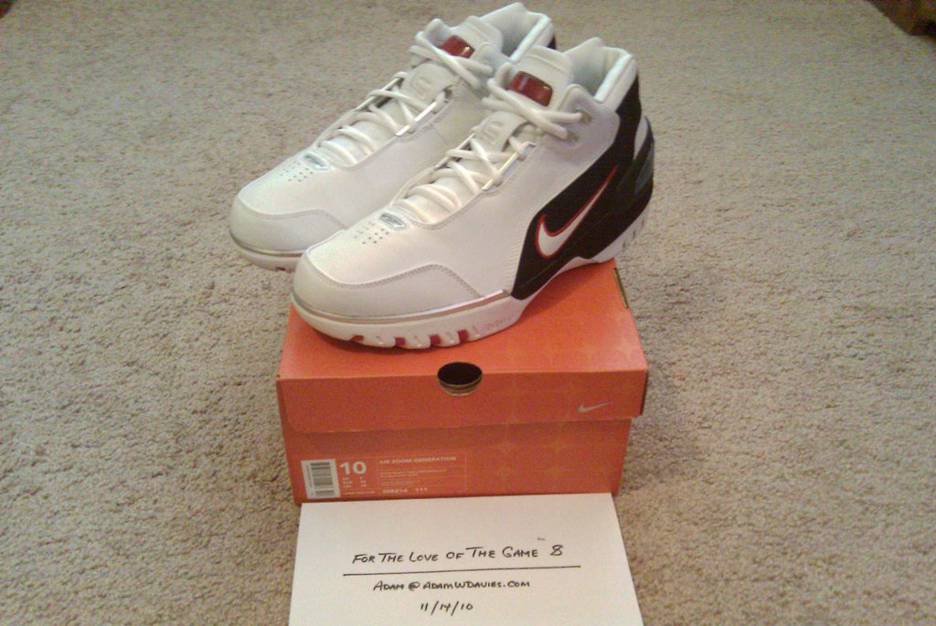 Fab Five Nike Shoes For Sale