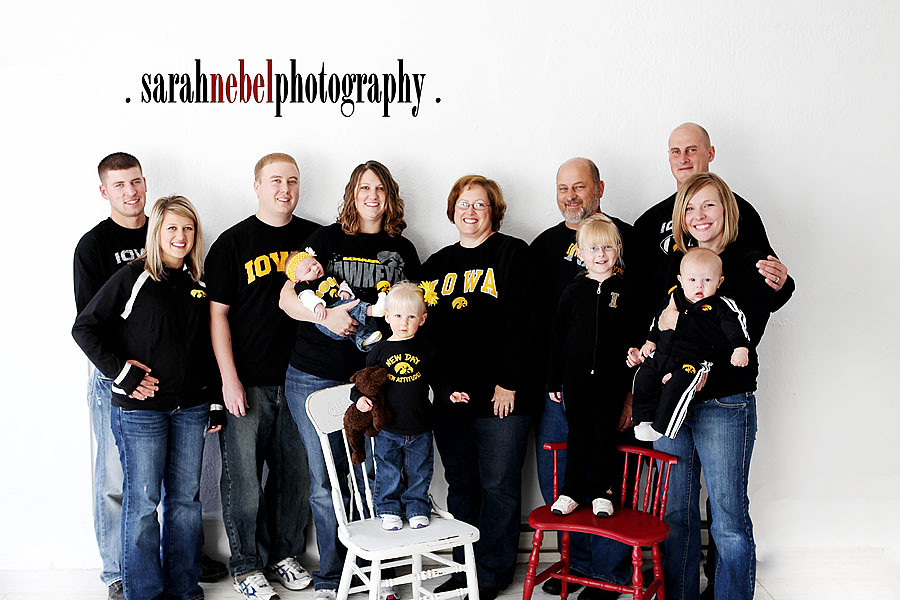 12 . the yoder family .