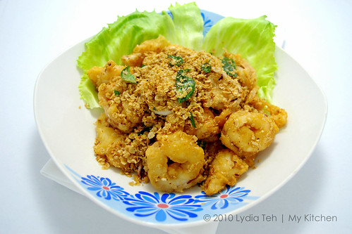 Oat-Butter Squid