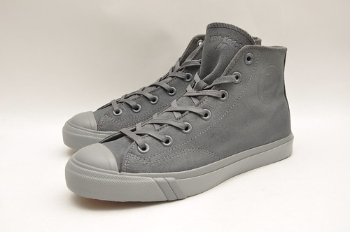 Royal Hi Holiday '10 - Grey Leather