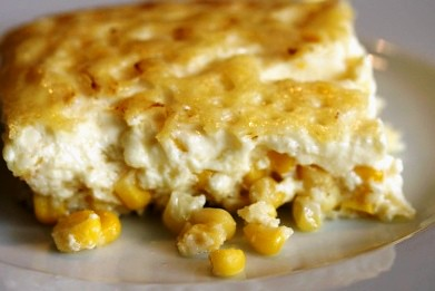 Real Creamed Corn Pudding Recipes — Dishmaps