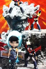 Big Harumi, Little Robots