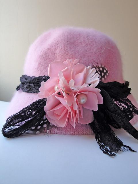 pembe şapka2
