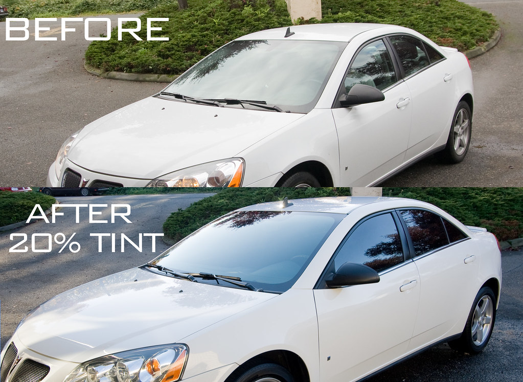 Cost To Tint A  Door Car
