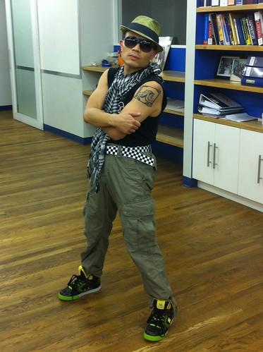 Hipster Rik