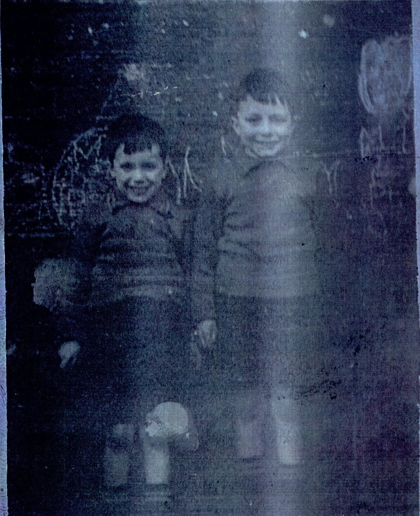 Michael and Samuel Derrick 1952