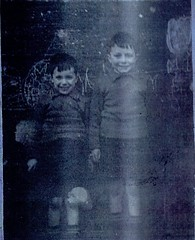 Image titled Michael and Samuel Derrick 1952